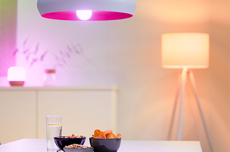 ampoule connectée wifi wiz