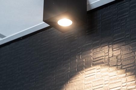 Spot en saillie avec ampoule led GU5.3