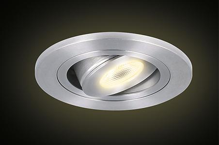 Spot LED encastrable