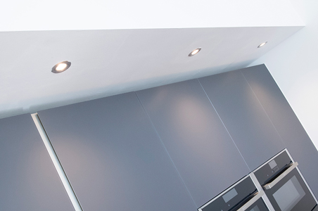 Spot encastrable aluminium
