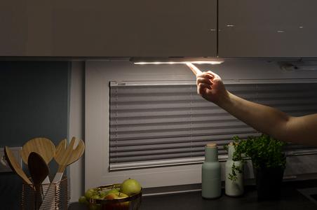 Éclairage LED sur batterie