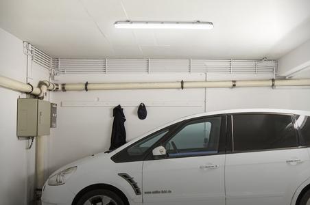 Éclairage Garage