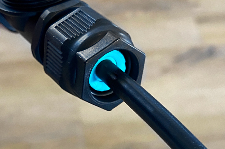 connecteur de câble étanche