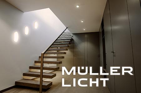 éclairage escalier muller licht