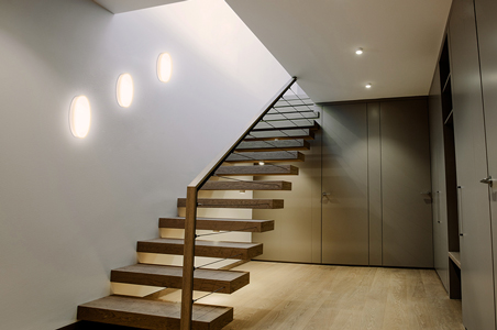 applique murale escalier
