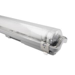 Réglette LED Tube 150cm Aquaslim IP65 incl. Tube LED 22W 4000K
