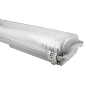 Réglette LED Tube 60cm Aqua-Promo IP65 incl. Tube LED 2x 18W 4000K