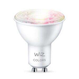 Ampoule LED connectée WiZ GU10 MR16 5,5W 2200-6500K + RGB