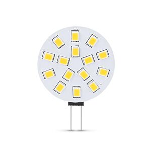 Ampoule LED G4/GU4 12-24V 2,8W SMD 2750K dimmable