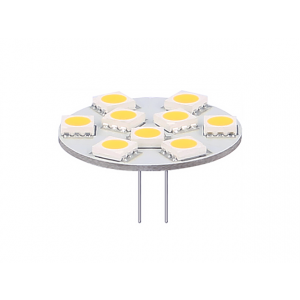 Ampoule LED G4/GU4 12V 1,8W SMD 2900K dimmable