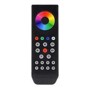 Télécommande RF pour contrôleur RGB(W) type LLD 10Z