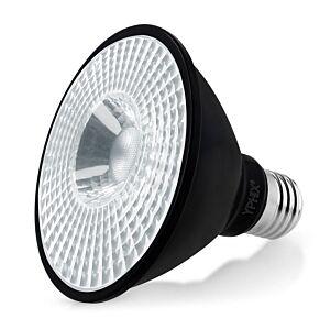Ampoule LED E27 Pollux Par 30 11W 4000K dimmable noir