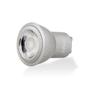 Ampoule LED GU10 Naos MR11 4W 2700K dimmable alu