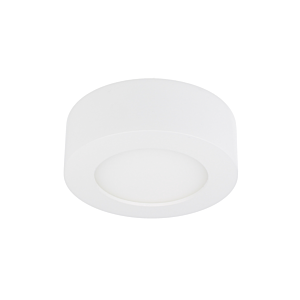 Plafonnier LED rond 8W 2900K dimmable