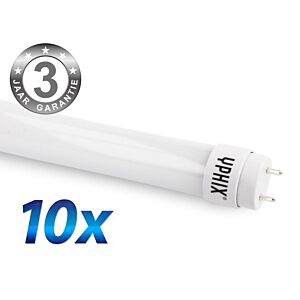 Tube LED T8 60cm Pro Pack de 10 9W 4000K