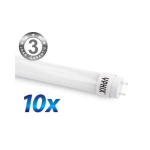 Tube LED T8 120cm Pro Pack de 10 18W 4000K