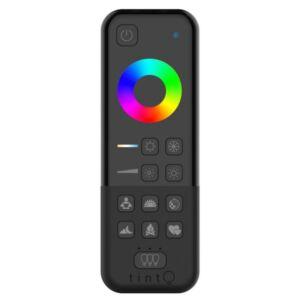 Télécommande connectée LED tint noir