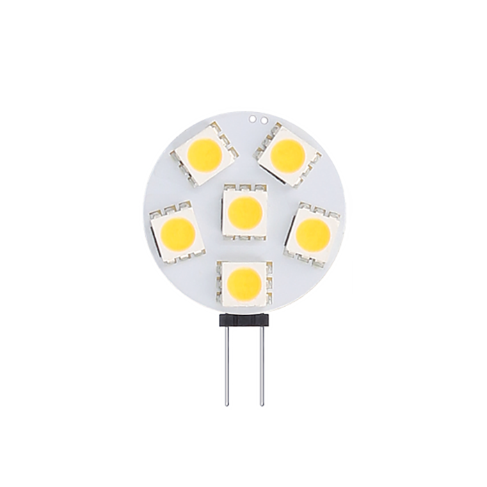 Ampoule LED G4/GU4 12-24V 1W SMD 2900K dimmable
