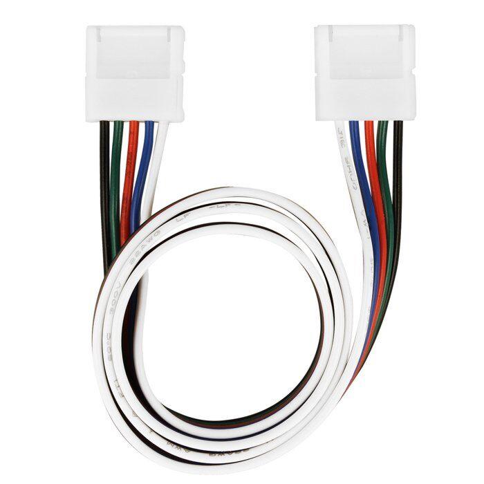 Connecteur de ruban LED 24V RGBW 5050 SMD IP20 50cm