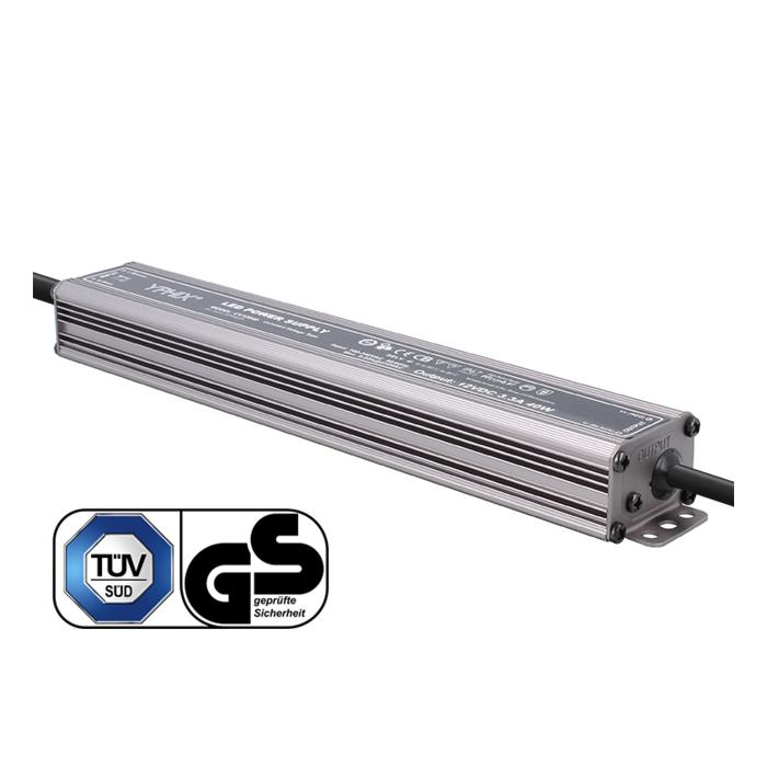 Transformateur LED 12V 3,3A Max. 40W