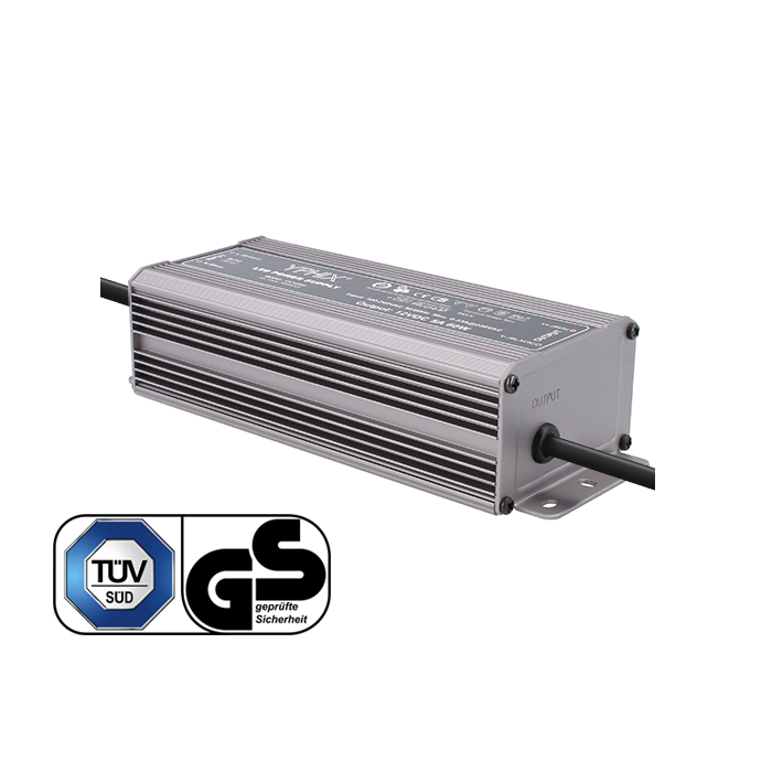 Transformateur LED 12V 5A Max. 60W