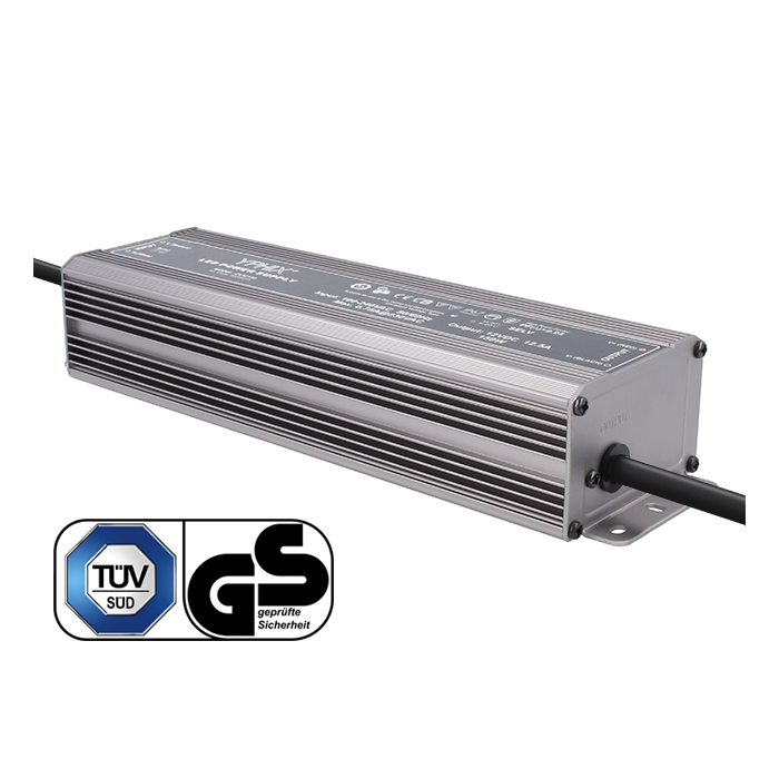 Transformateur LED 12V 12,5A Max. 150W