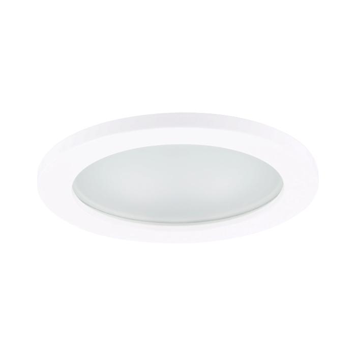 Spot encastrable Lucca G4 rond blanc