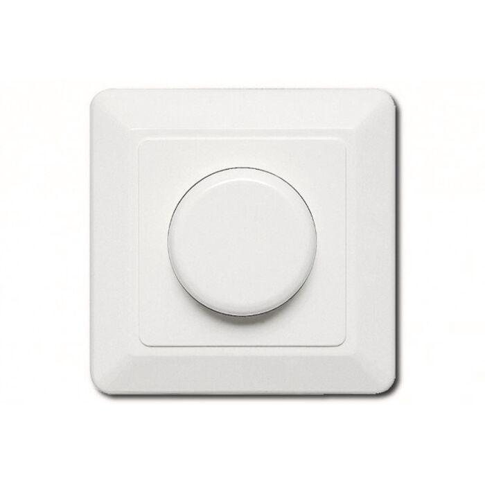 cadre interrupteur variateur LED 230V