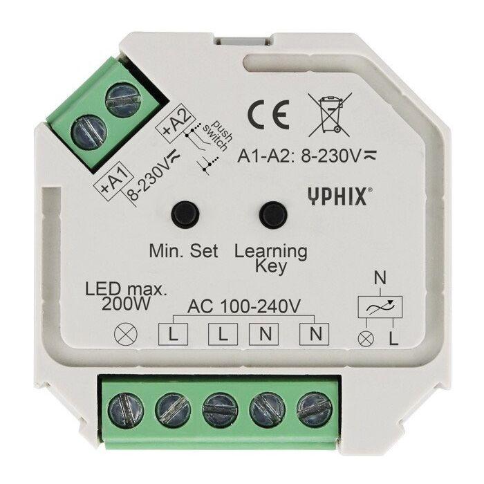 Variateur LED sans fil 230V