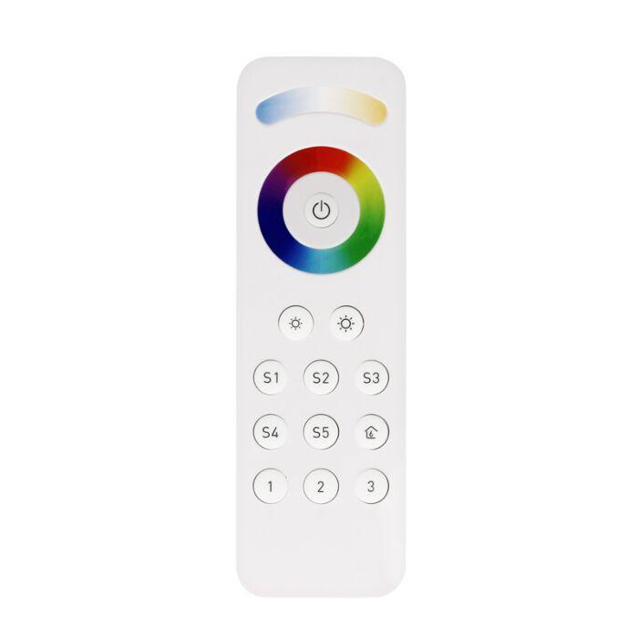 Télécommande connectée LED blanc