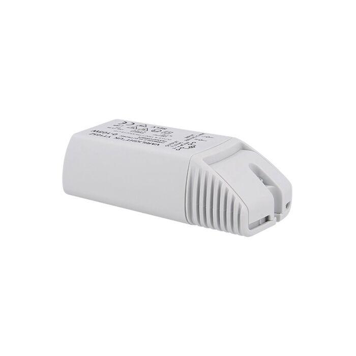 Transformateur LED électronique  12V 9,1A Max. 105W dimmable