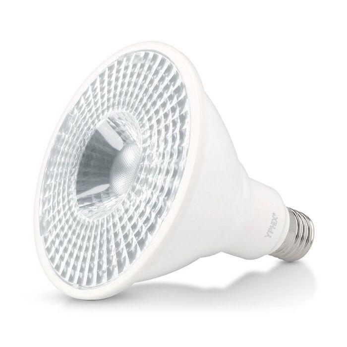 Ampoule LED E27 Pollux Par 38 17W 3000K dimmable blanc
