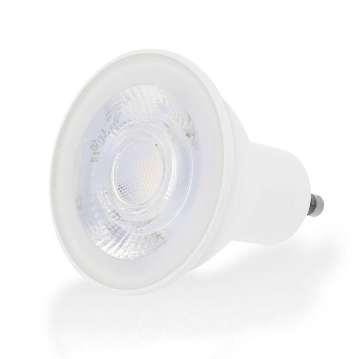 Ampoule LED GU10 Naos 36° 6W 2700K