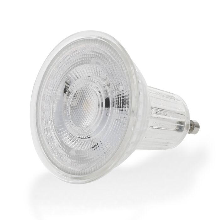 Ampoule LED GU10 Izar 36° 6W 2700K