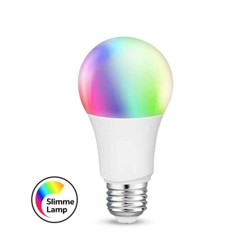 Ampoule LED Connectée E27 tint A60 9,5W RGB dimmable