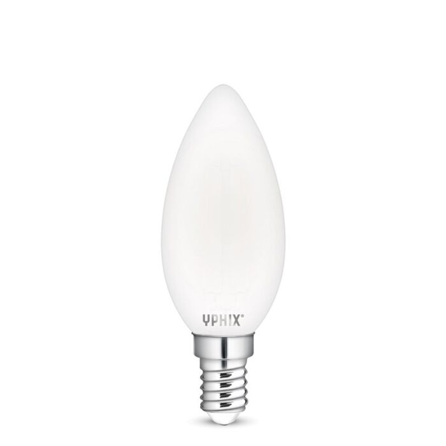 Ampoule LED E14 flamme B25 Filament Polaris 2,5W 2700K